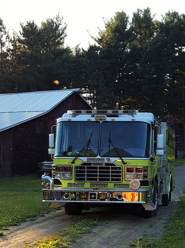East Eden Fire Department | Eden, NY