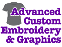 Advanced Custom Embroidery & Graphics
